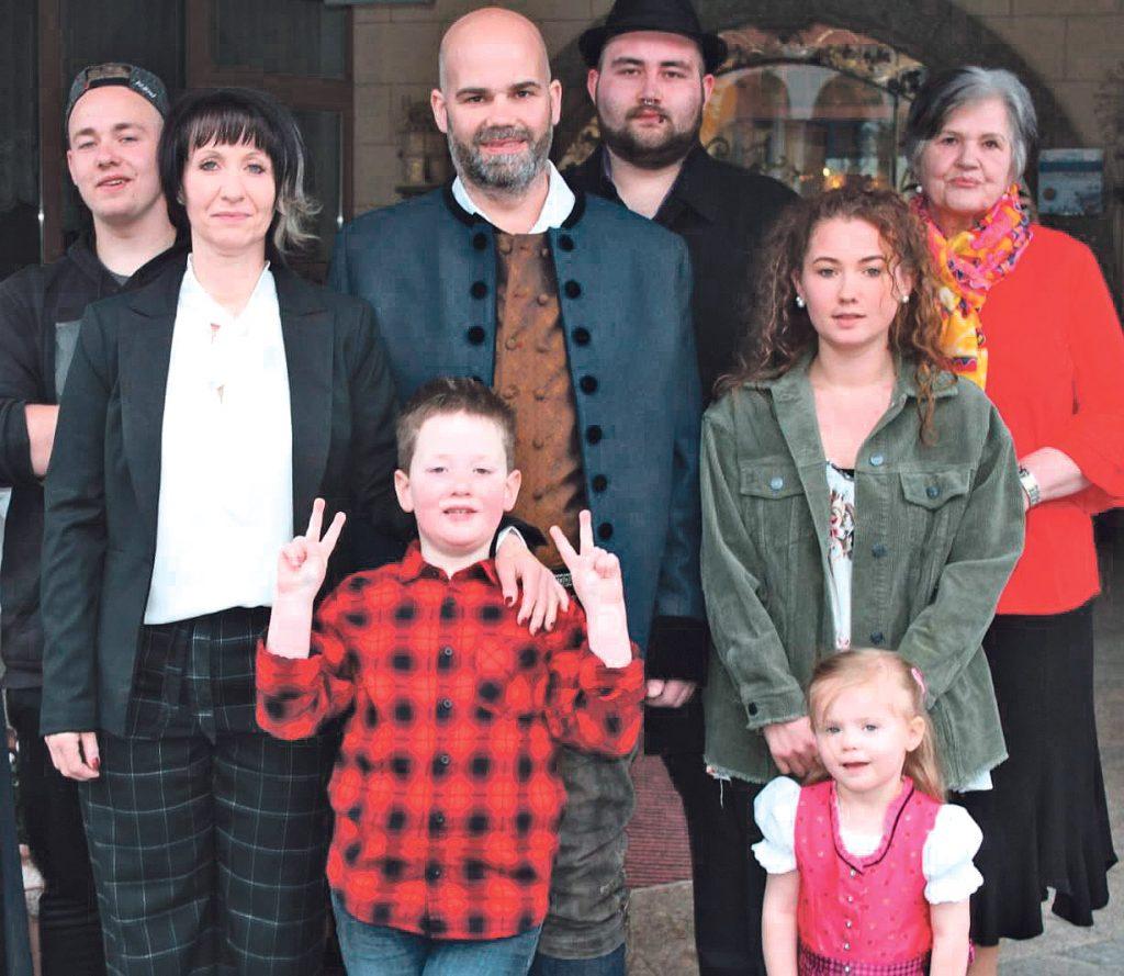 Familie Sojer