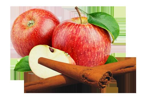 Joghurt Apfel-Zimt